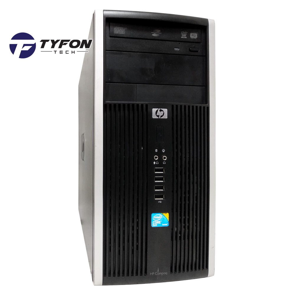 HP Compaq 6000 Pro MT C2D Desktop PC Computer (Refurbished)
