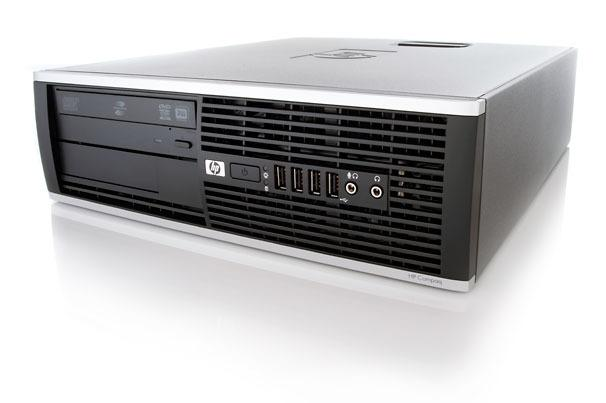 hp 6200 pro sff desktop pc with intel core i5-2400