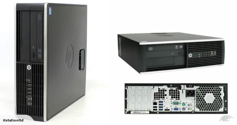 Hp Compaq 6300 Small Form Factor Pc Used Refurbished