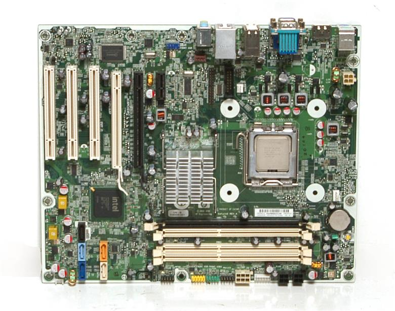 HP Compaq 8000 MT Motherboard s775 DDR3 536883-001 4536455-001