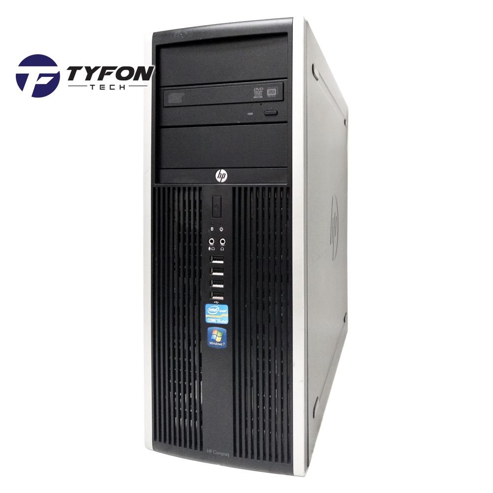 HP Compaq 8200 Elite Convertible Mini Tower i5 Desktop PC Computer
