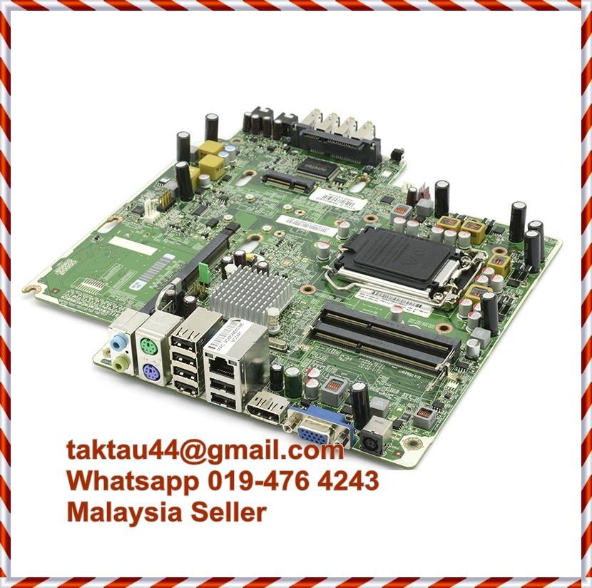 HP Compaq 8200 Elite Ultra slim Motherboard 611836-001 611799-002