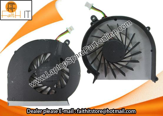 For Hp Compaq CQ43 CQ57 G53 G57 430 431 435 436 Laptop Cpu Fan
