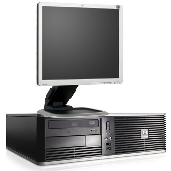 HP Compaq dc7800+Win7Pro+19'LCD+8GB RAM+1TB HDD+6 Mth Warranty+WiFi