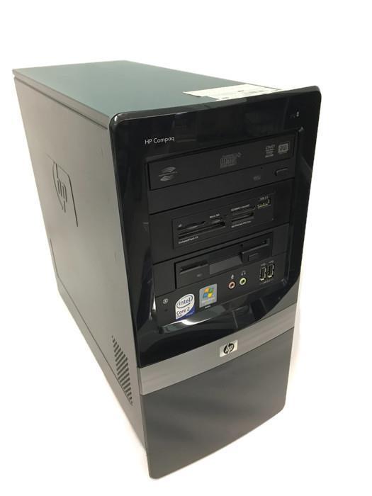 Compaq microtower drivers pc dx7510 hp