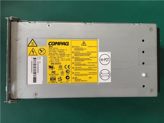 HP Compaq ProLiant 450W PWS 144596-001 157793-001 ML530 ML570 ESP108