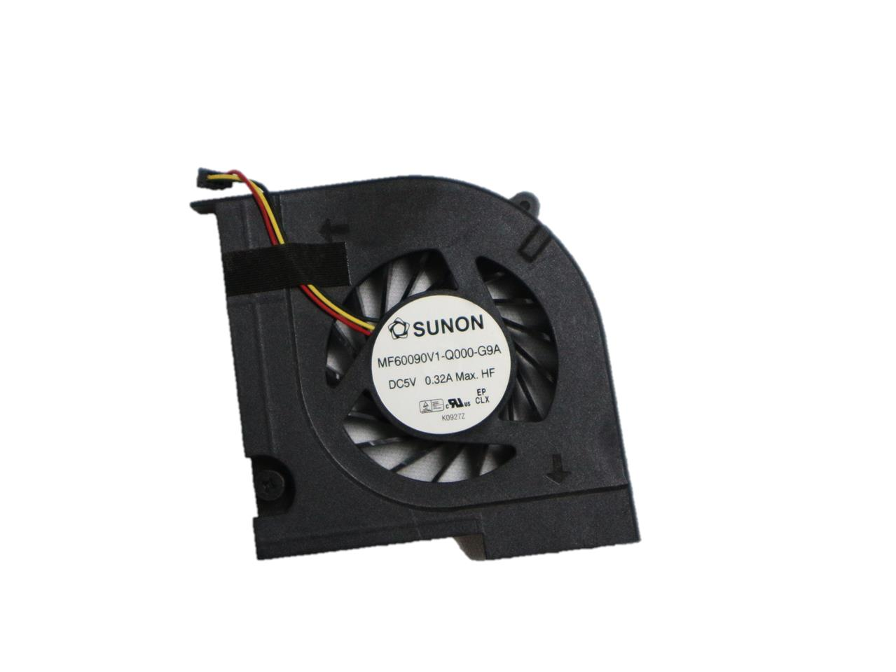HP CQ32 G3 G32 Laptop Cooling Fan DC5V 0.32A
