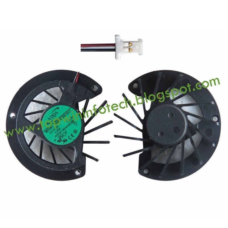 HP CQ40 CQ41 CQ45 DV4 COOLING FAN