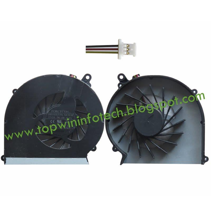 HP CQ43 G43 CQ57 G57 430 431 435 436 COOLING FAN