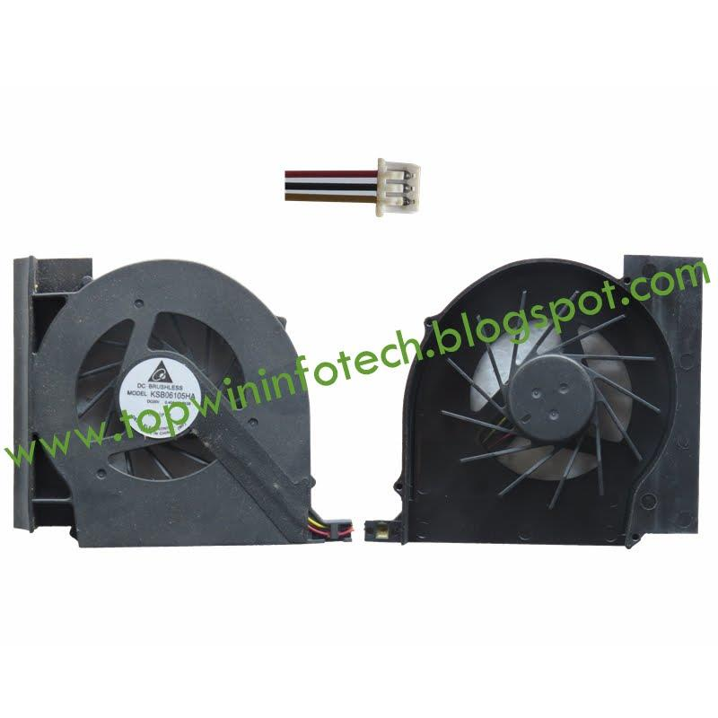 HP CQ61 G61 CQ71 G71 CQ70 COOLING FAN