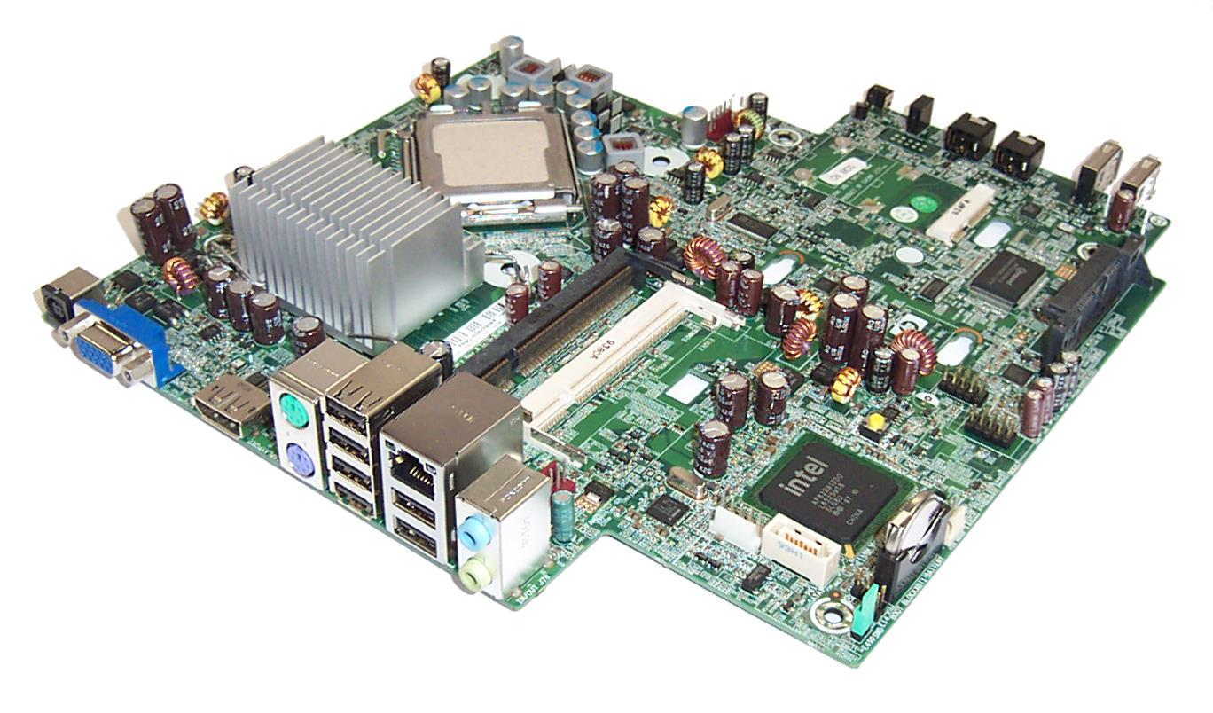 HP DC 7900p USFF Desktop Motherboard Intel s775 DDR2 462433-001