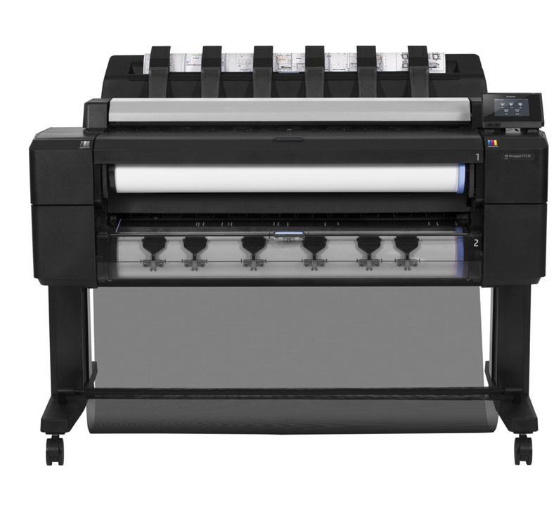 HP DesignJet T2530 36-in eMFP Printer (L2Y25A)