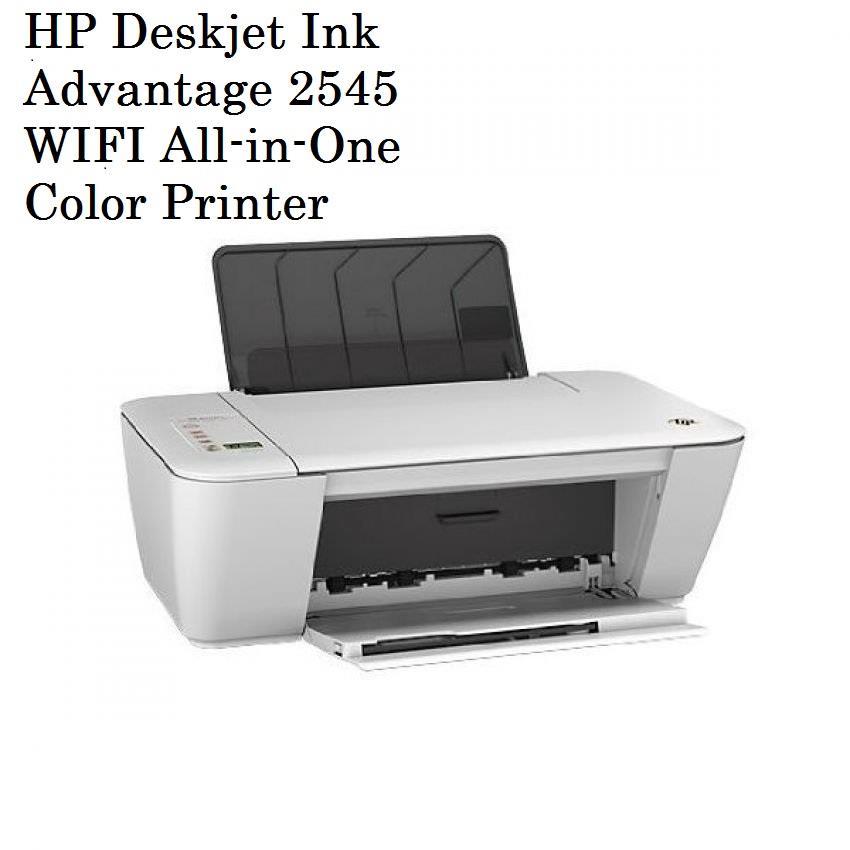 hp deskjet ink advantage 2545 wifi a end 12 5 2015 6 15 pm