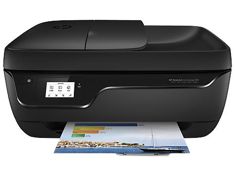 HP DeskJet Ink Advantage 3835 All-in-One (Fax) Printer (F5R96B)