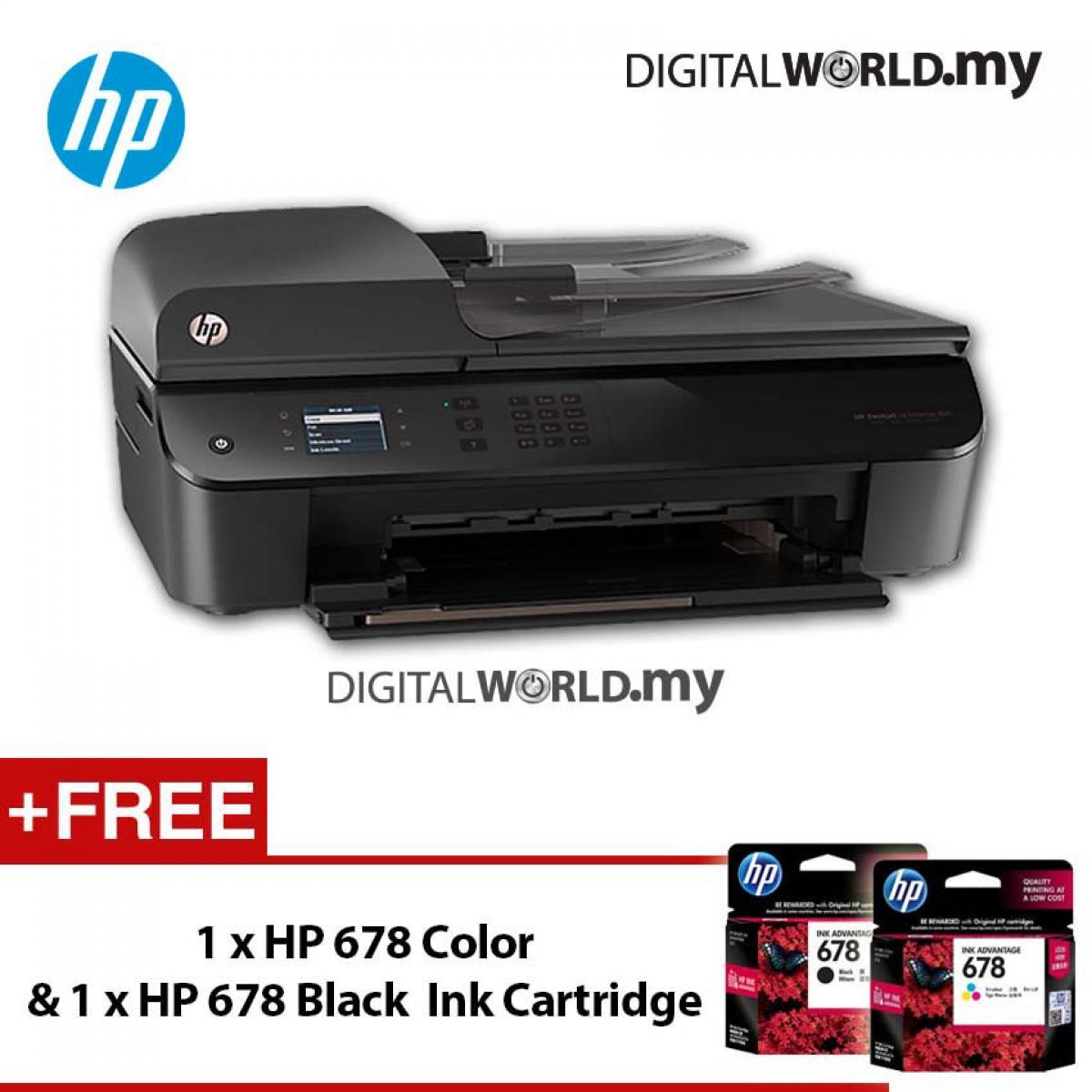 HP Deskjet Ink Advantage Driver Download