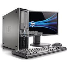 HP Desktop Set for Office and Education