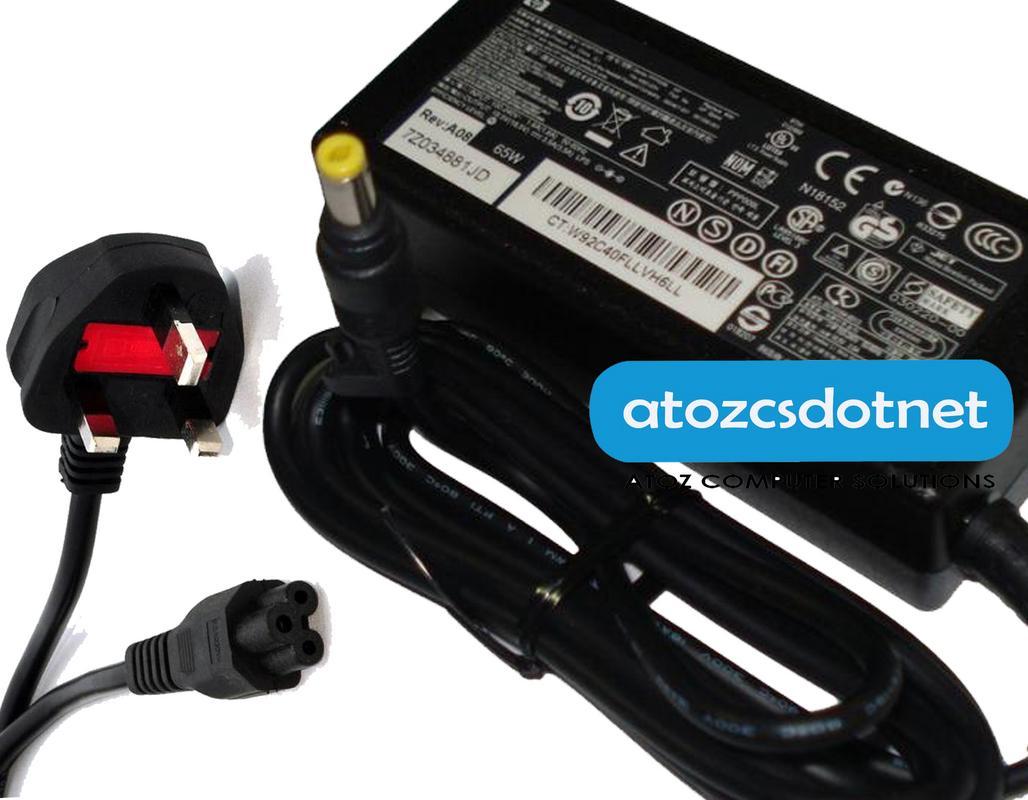 Hp dm1-2100 DM1Z dm1z-2000 dm1z-2100 Laptop Charger Adapter
