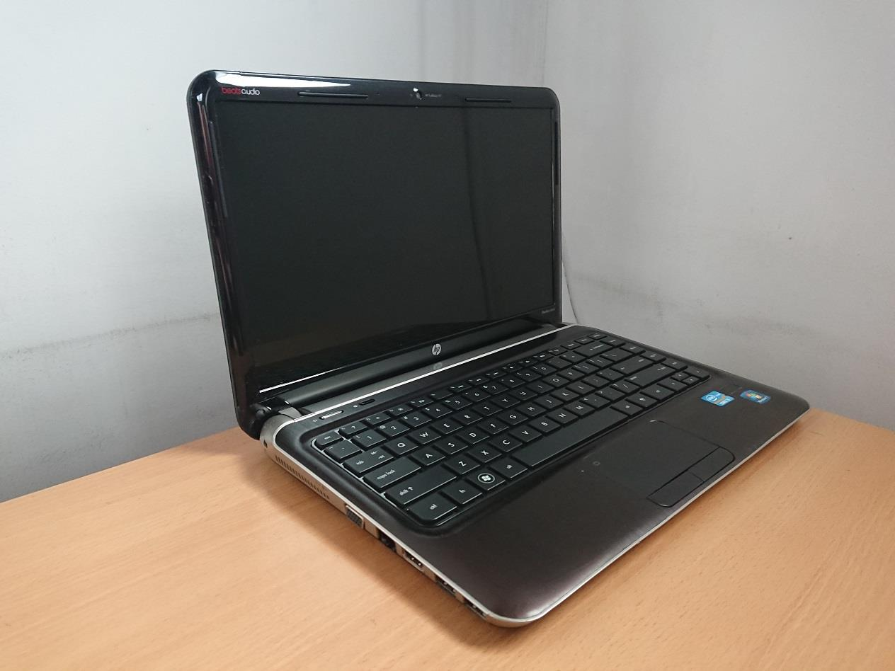 HP DM4-3001TX i5-2450M 4GB Ram 120GB SSD AMD 7400M Fingerprint Beats