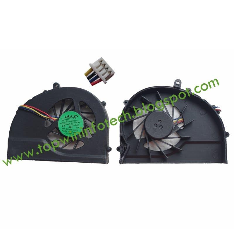 HP DV4-3000 3010TX 3011 3126 3115 3125 3114TX COOLING FAN