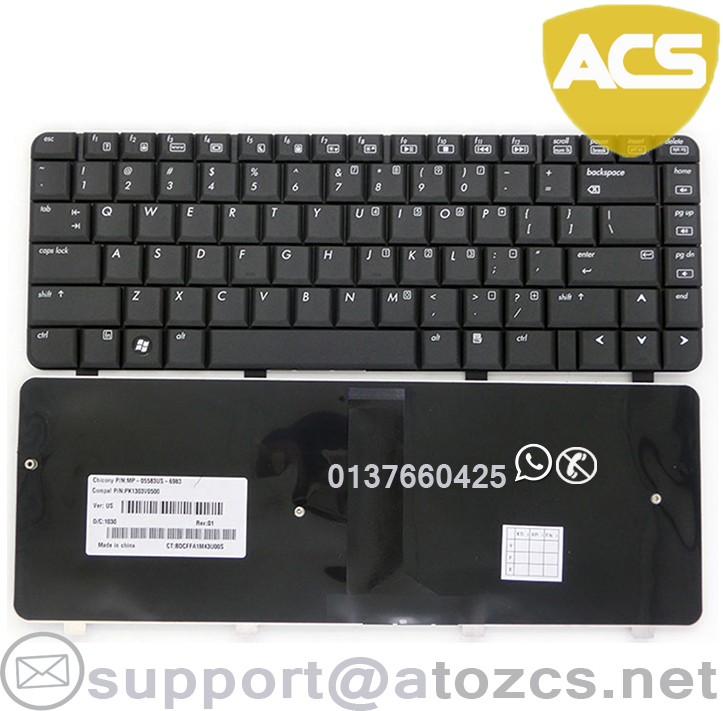 HP DV4 DV4-1000 LAPTOP KEYBOARD