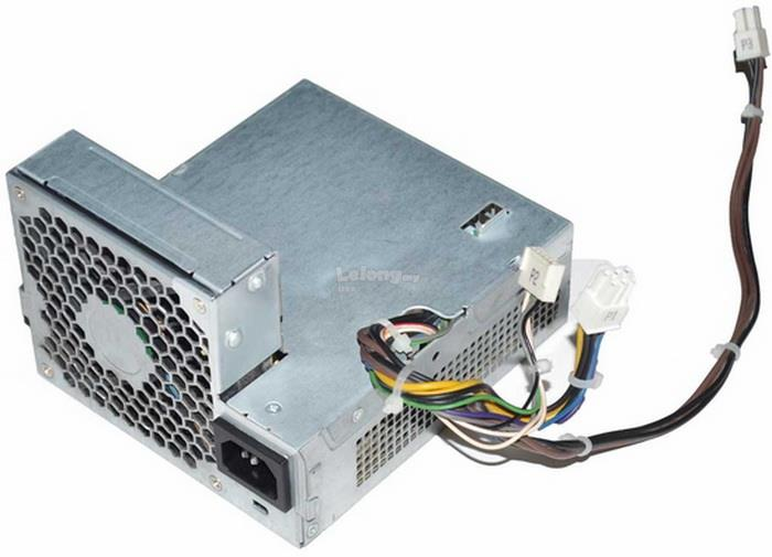 HP Elite 8000 Power Supply 503375-001,503376-001,611482-001,613763-001