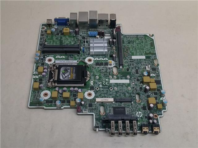 HP Elite 8300 USFF Intel Desktop Motherboard 657095-001