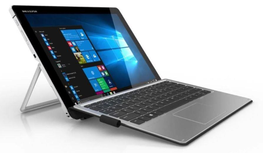 HP Elite x2 1012 G2 Notebook (i5-7200U.8GB.256GB SSD) (1KE33AW).