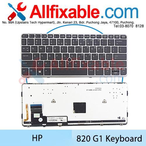 HP Elitebook 820 G1 G2 720 G1 G2 725 G2 Keyboard