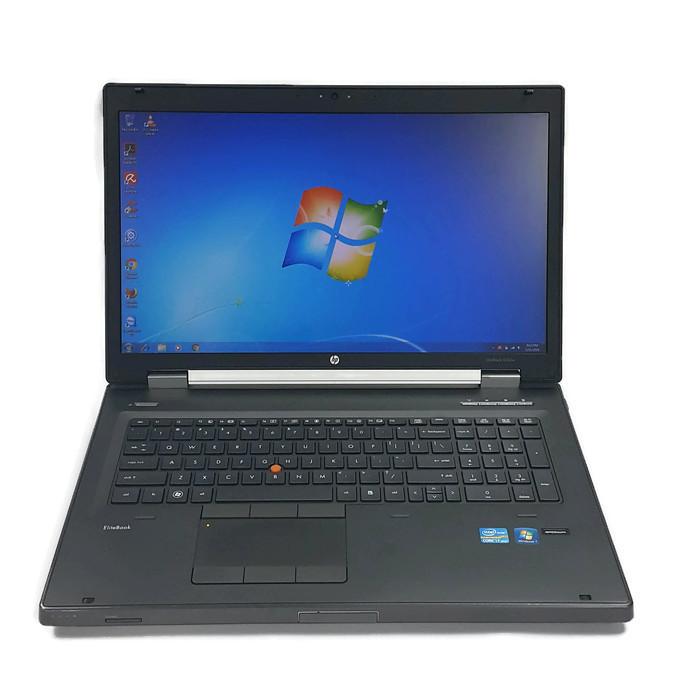HP ELITEBOOK 8760W MOBILE WORKSTATION INTEL LAN WINDOWS 8 X64