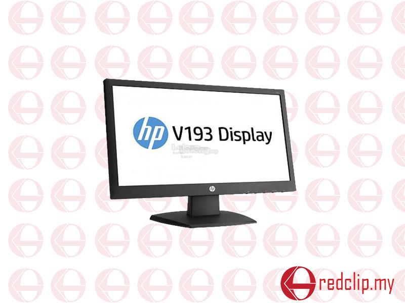 HP EliteDesk 800 G2 Tower (T8V42PA#ARE) + HP V193b LED Backlit Monitor