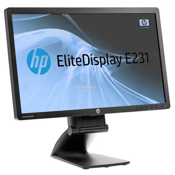 Hp Elitedisplay E231 23inch Led Back End 4 2 2019 11 15 Am