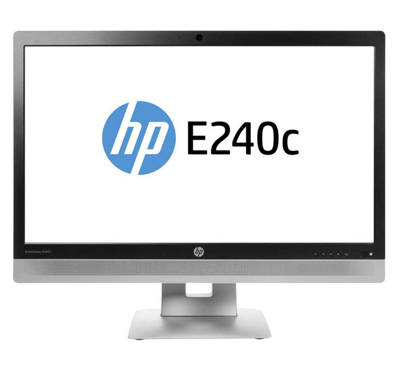 HP EliteDisplay E240c Monitor SING (M1P00AA)