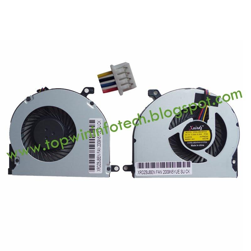 HP ENVY M4 1012TX 1003 1008 1015DX 1050LA 1150 COOLING FAN