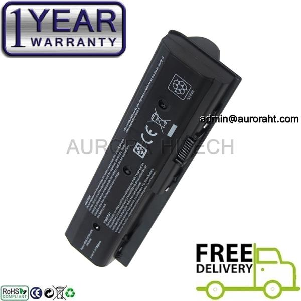 HP Envy M6-1100 TPN-W109 Pavilion DV4-5000 DV6-7000 7800mAh Battery