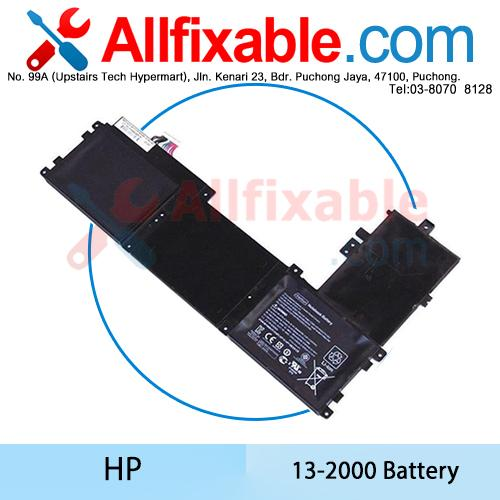 HP Folio 13-2000 13-1000ea 1013tu 1015TU 1029WM 1050la Laptop Battery