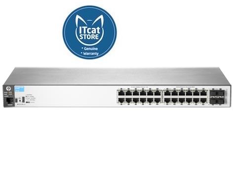 NEW HP FULLY MANAGED LAYER 2 SWITCH 2530 24G SWITCH (J9776A)