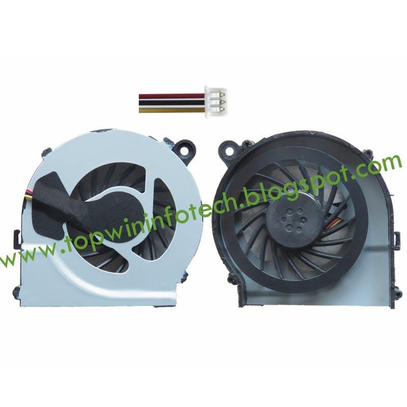 HP G4 1000-1408TX 1212TU 1116TX 1117TX COOLING FAN