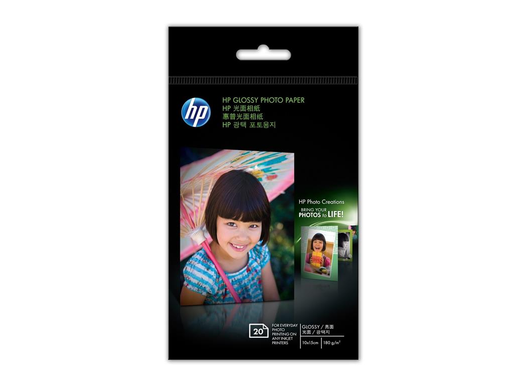 HP Glossy Photo Paper 20S 4R CG851A