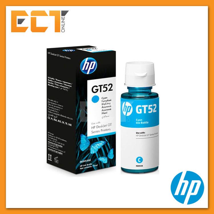 HP GT51 / GT52 Original Ink Bottle For GT5810 / GT5820