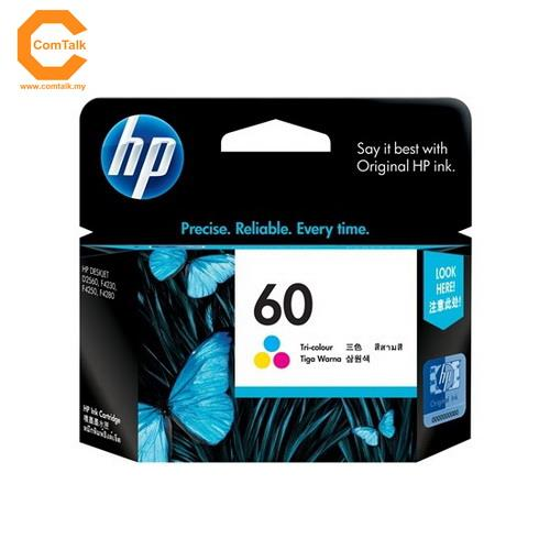HP Ink Cartridge 60 Color