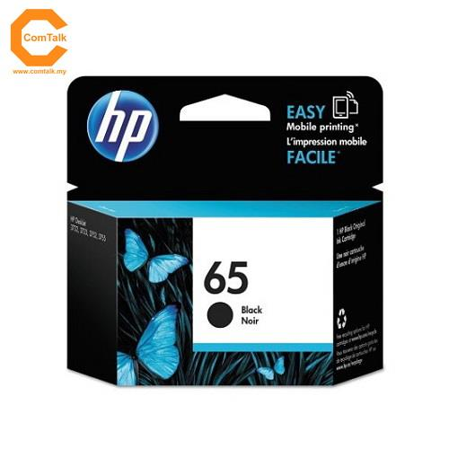 HP Ink Cartridge 65 Black