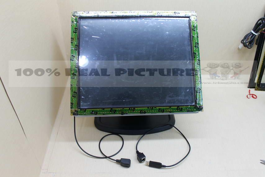 HP L1940T 19' inch Touchscreen LCD Monitor 4:3  90% portrait