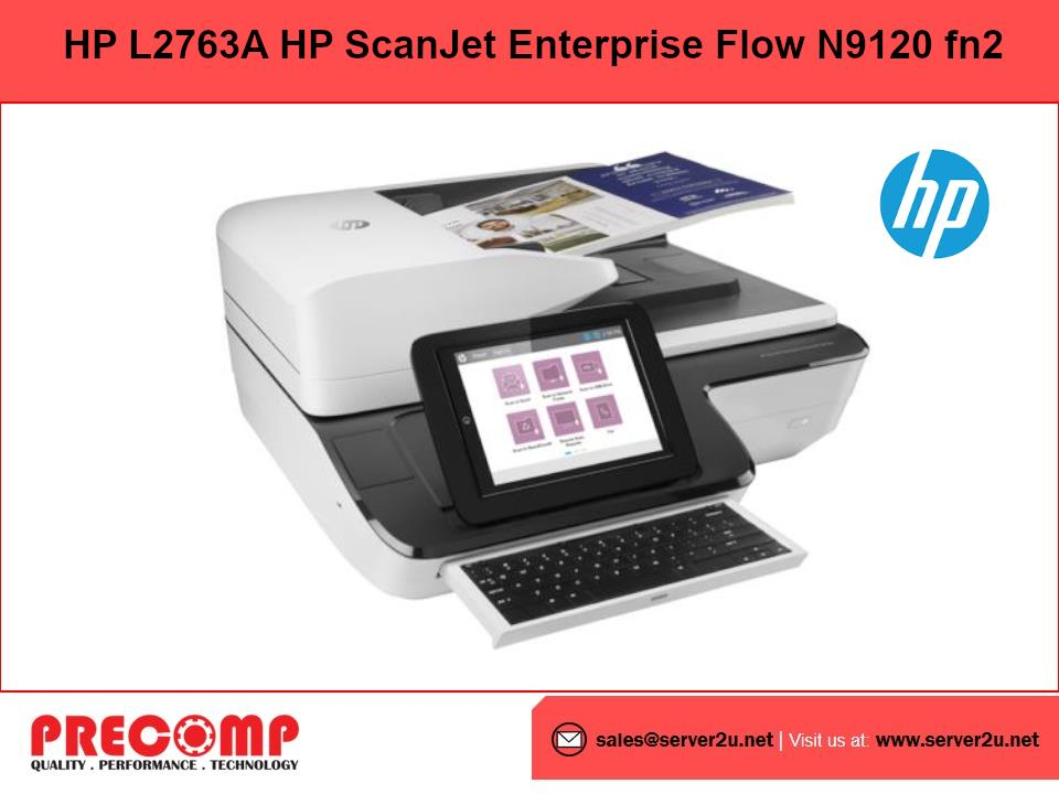 HP L2763A HP ScanJet Enterprise Flow N9120 (L2763A)