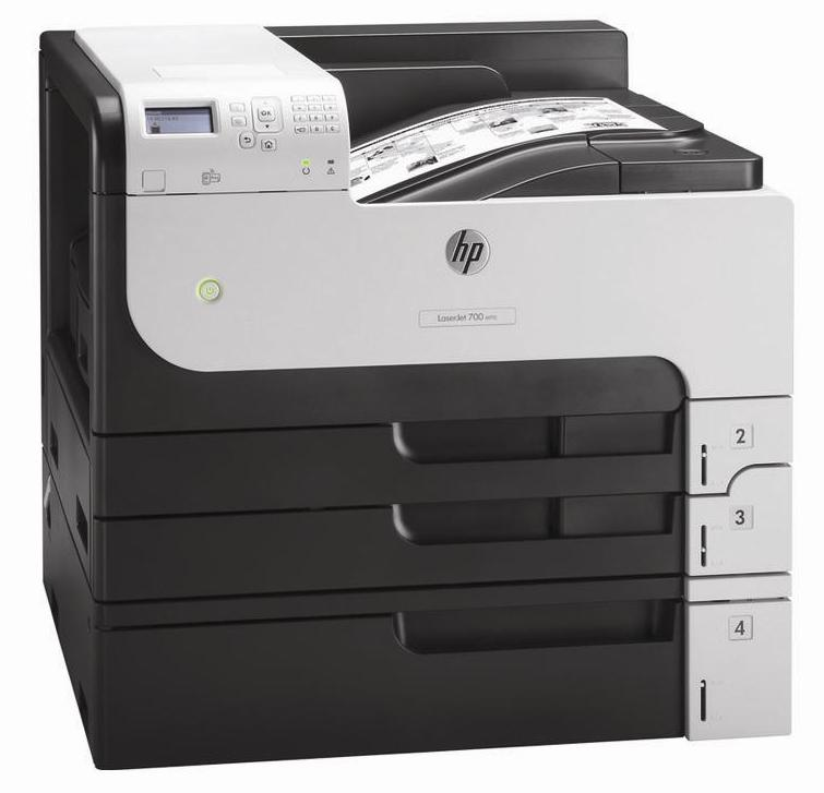 HP LaserJet Enterprise 700 Printer M712xh (CF238A)