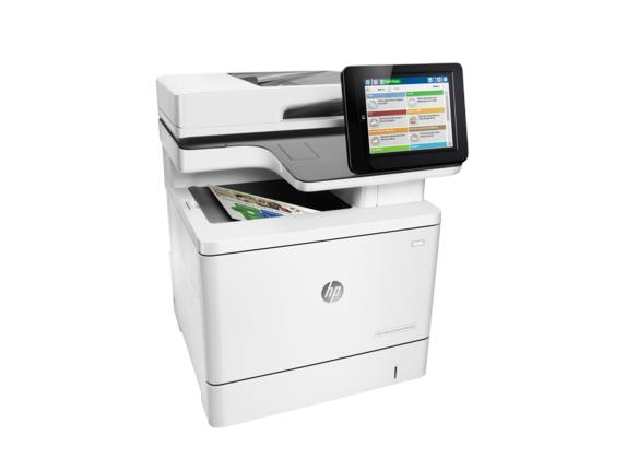 HP LaserJet Enterprise MFP M633fh Printer (J8J76A)