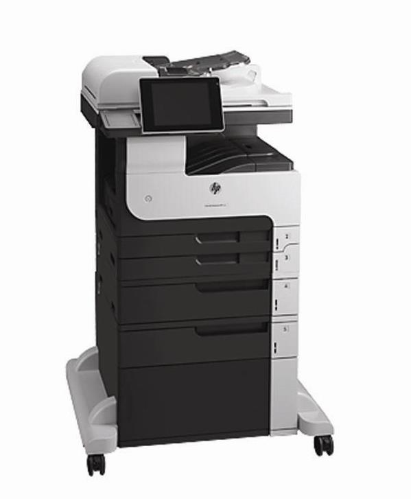 HP LaserJet Enterprise MFP M725f Printer (CF067A)