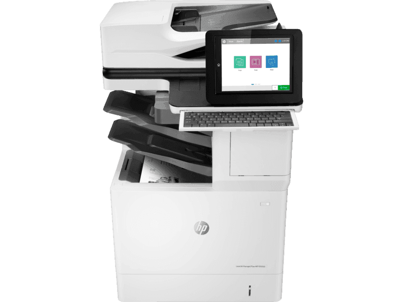 HP LaserJet Managed Flow MFP E62665z