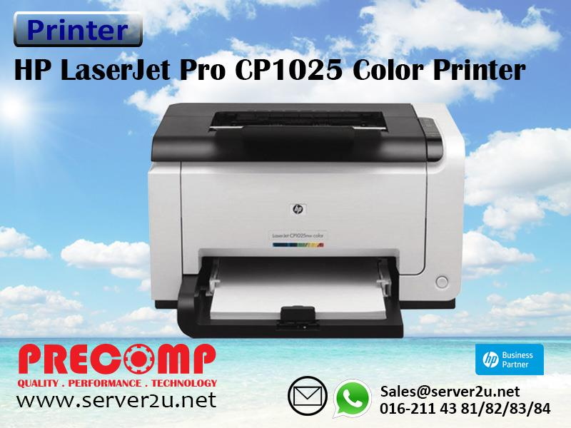 laserjet cp1025 color