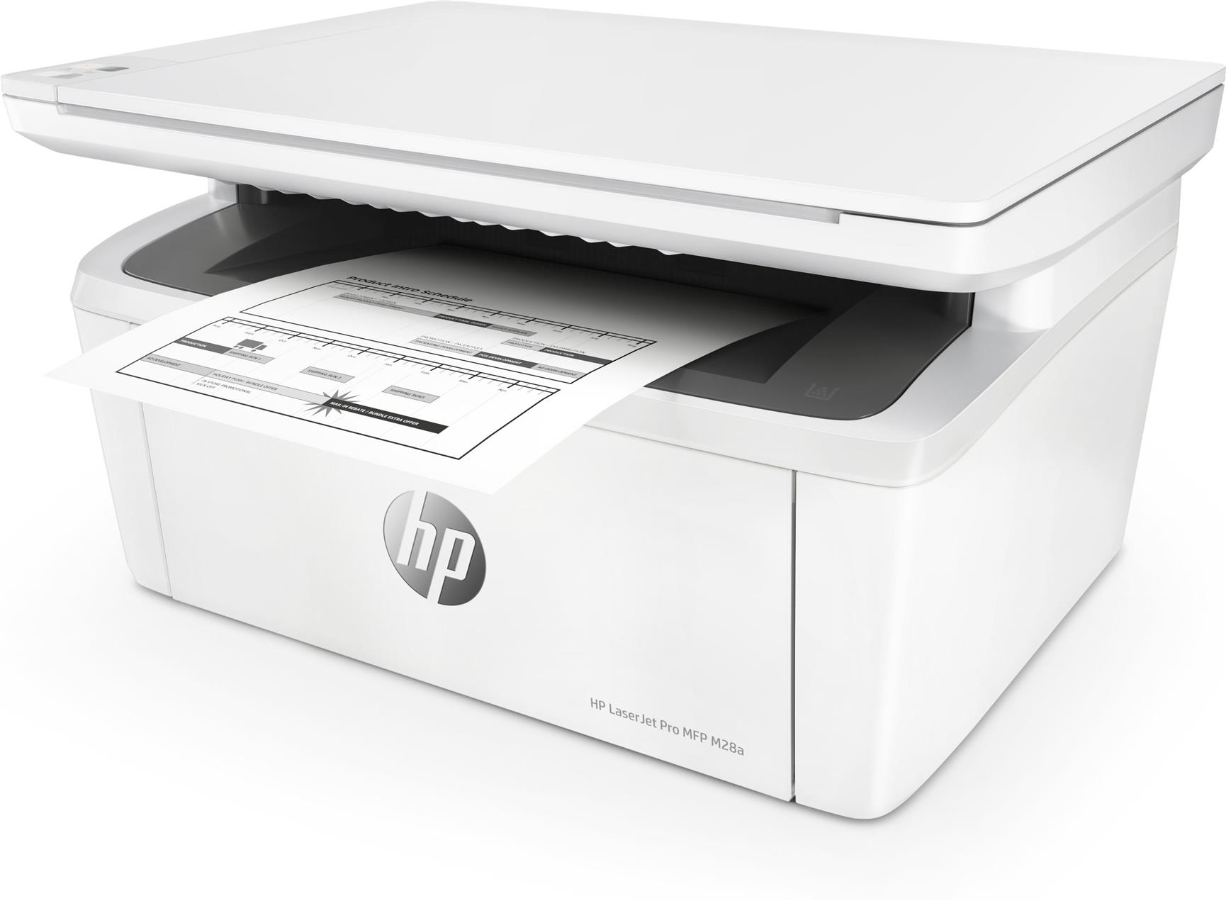 Image result for HP PRO MFP M28A