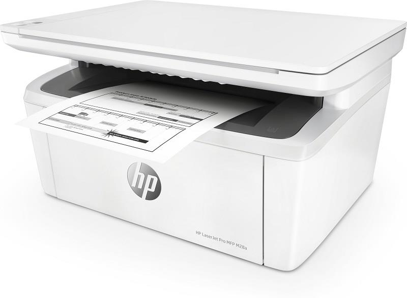HP LaserJet Pro MFP M28a Printer (W2G54A)